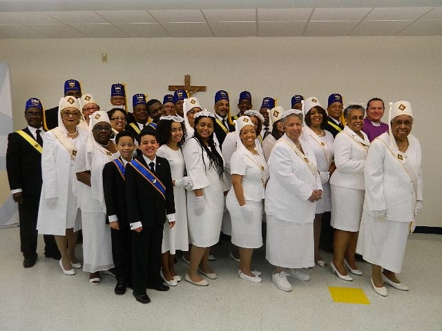 Knights and Ladies of Peter Claver